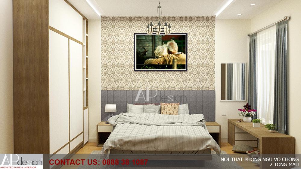 nội thất phòng ngủ vợ chồng
