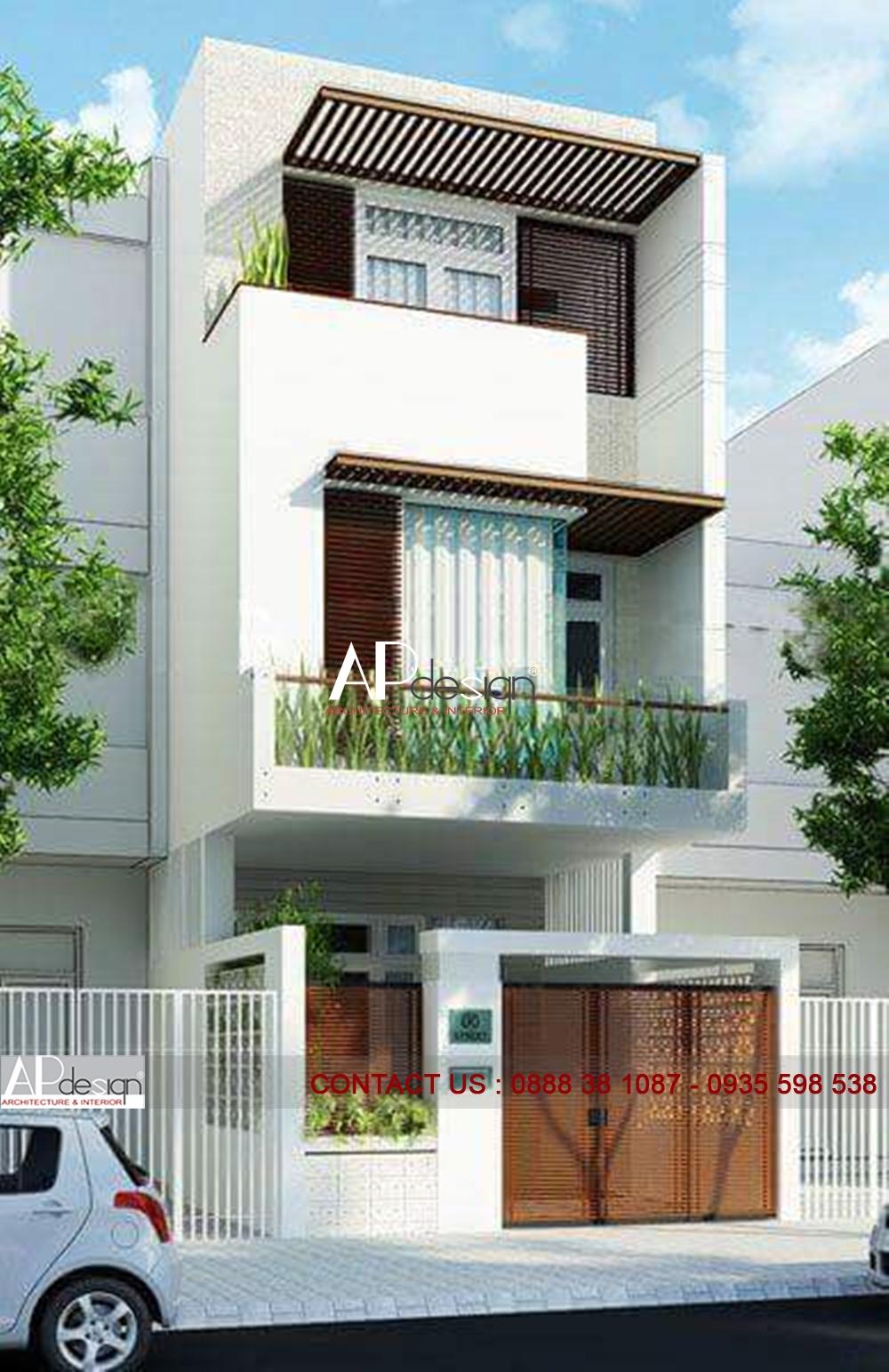 Front Elevation Of 6 Marla House : MẪu thiẾt kẾ nhÀ Ống ĐẸp mẶt tiỀn m thiết kế nhà đẹp i