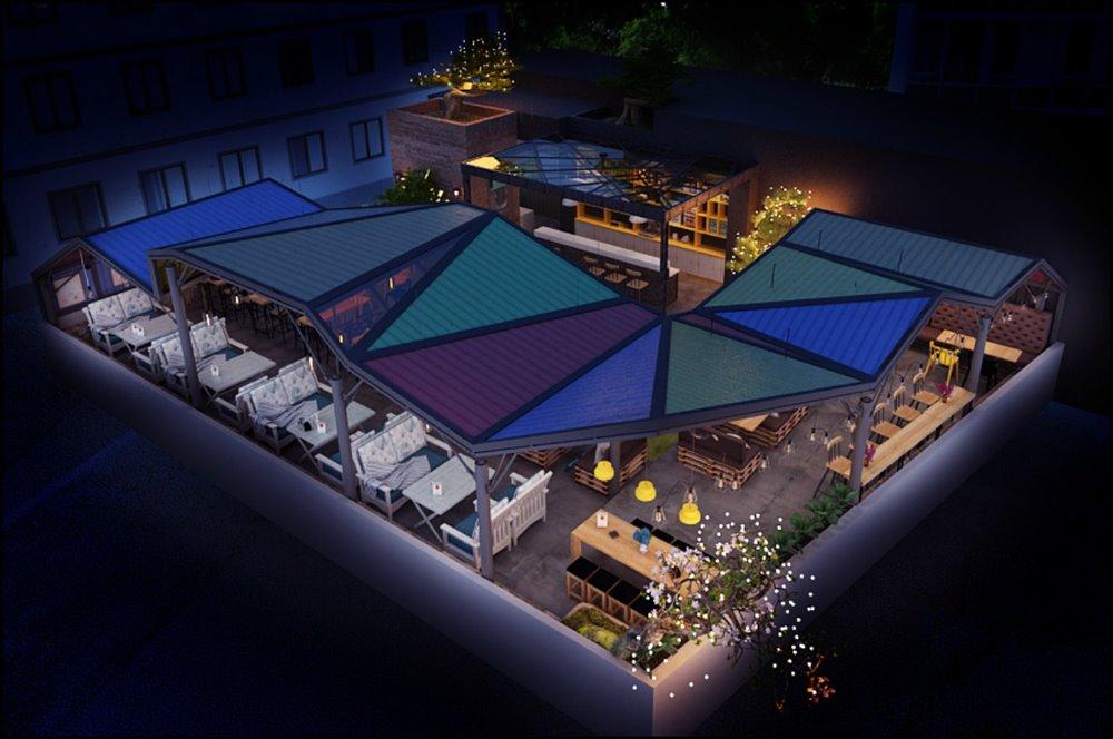 Thiết kế quán cafe Kon Tum