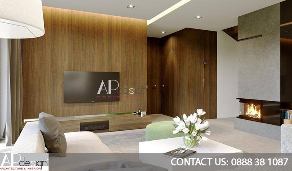 Thiết kế nội thất chung cư Bình Tân