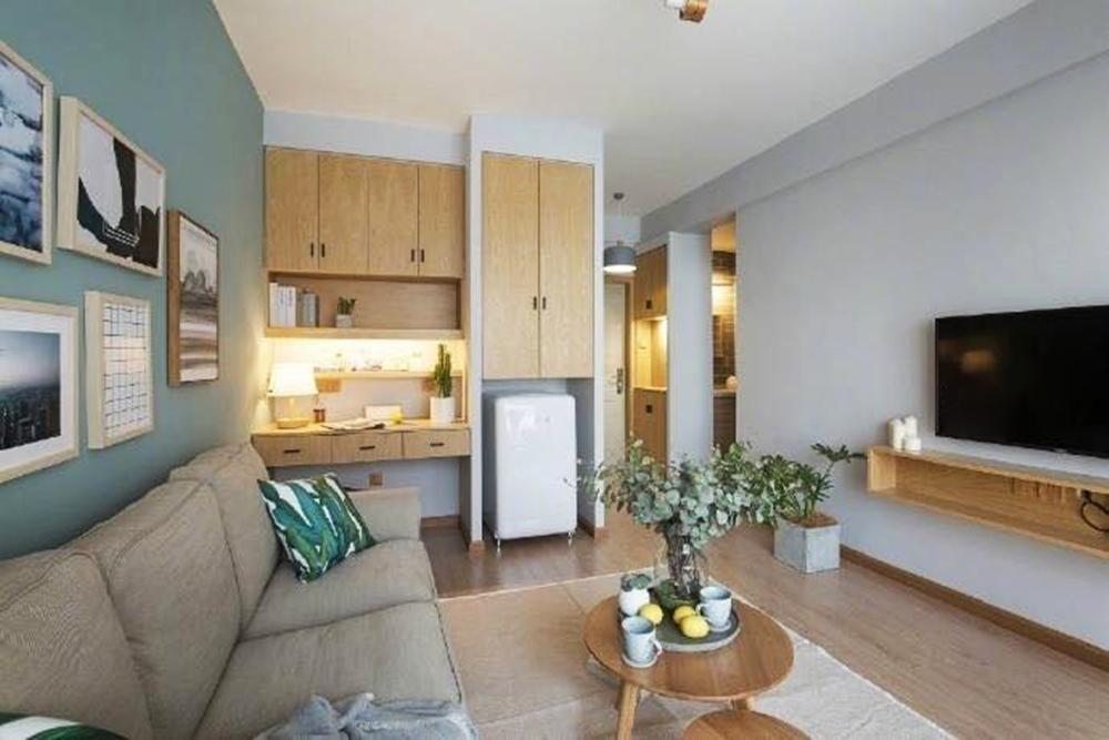 Thiết kế nội thất chung cư Quận 1