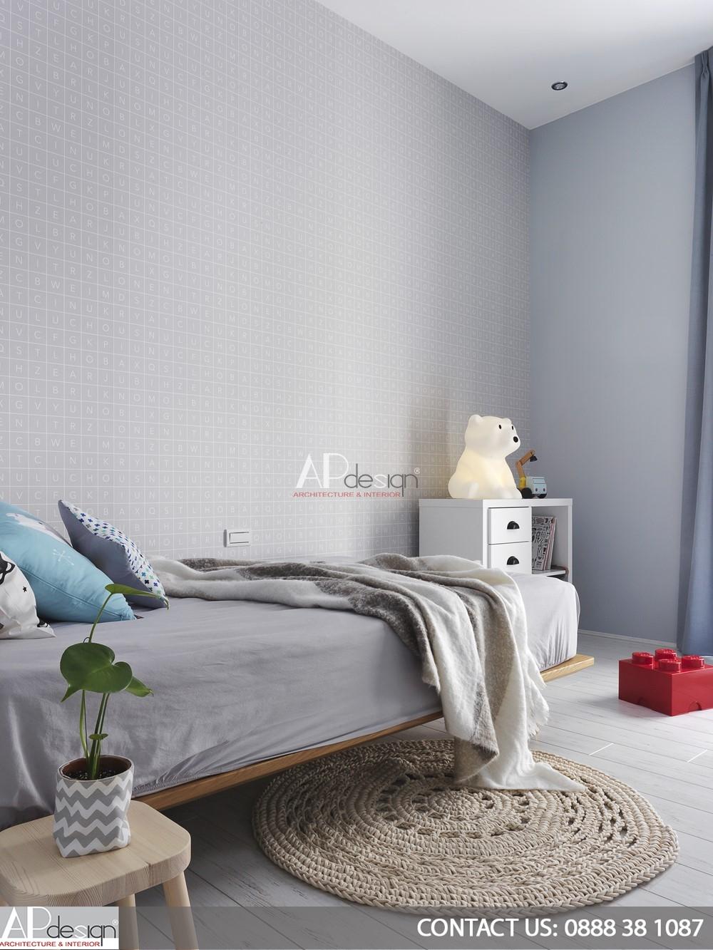 Thiết kế nội thất chung cư Thủ Đức