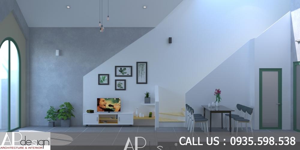 Thiết kế nội thất nhà cấp 4