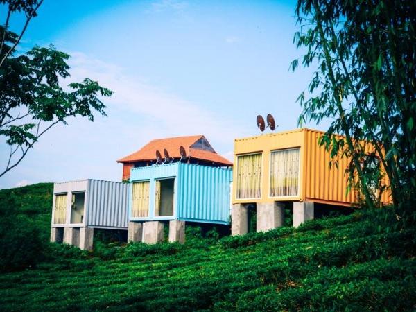 Thiết Kế Nhà Phố Container Độc Lạ Đã Có Ở Việt Nam