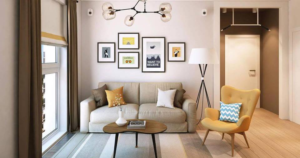 thiết kế nội thất căn hộ đẹp