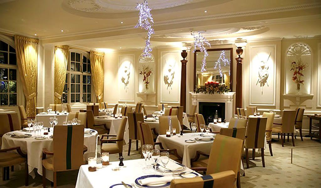 Phong cách tân cổ điển trong thiết kế nhà hàng