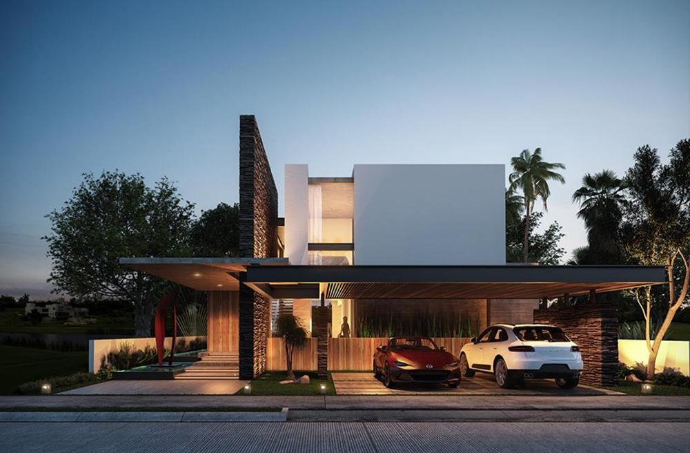 thiết kế biệt thự hiện đại đẹp